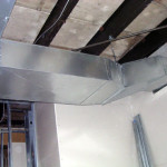 Ducting installation